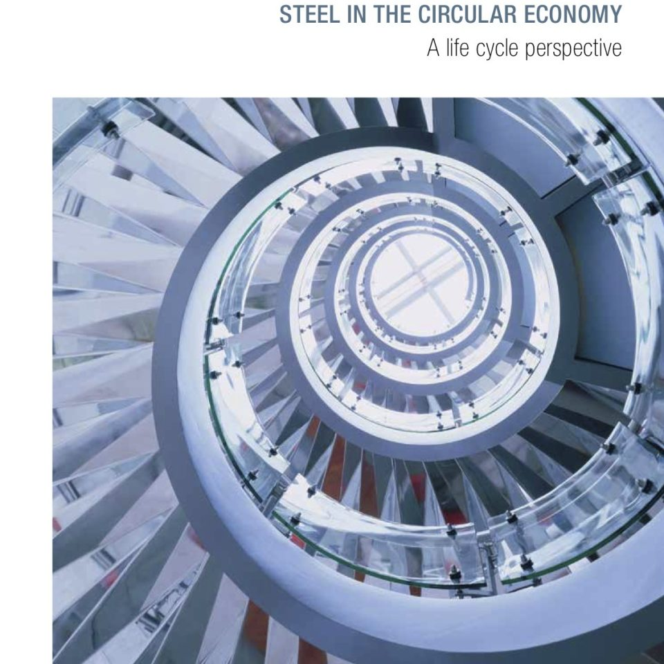 Steel in the Circular Economy: A life Cycle Perspective